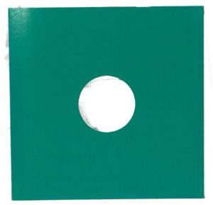 "12"" Green Card LP Record Sleeves - Pack of 10"